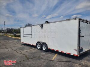 26' Freedom Mobile Kitchen / Ready to Use Food Concession Trailer.