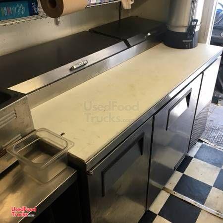 Chevrolet Diesel P30 Step Van Kitchen Food Truck Used