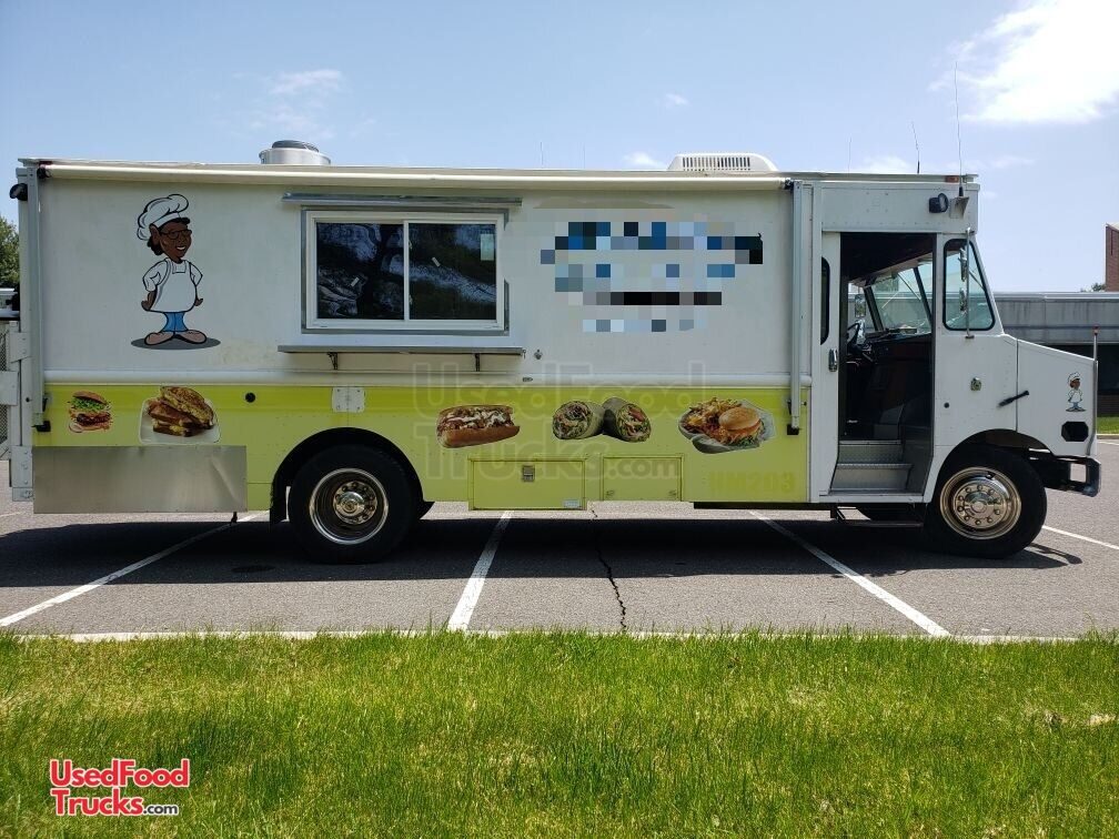 Fully Loaded 20 Chevrolet Mobile Kitchen Food Truck Kitchen On Wheels