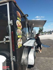 Commercial Kitchen Food Concession Trailer with Ansul Pro Fire System.