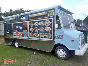 Ready to Work Used Chevrolet Step Van All-Purpose Food Truck.