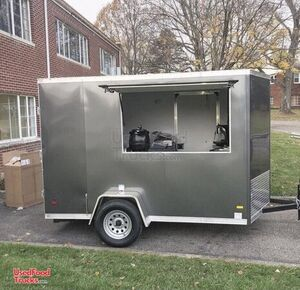 2020 US Cargo 6' x 10' Turnkey Ready Coffee Concession Trailer / Mobile Cafe.