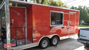 NEW Custom-Built 8.5' x 20'  Food Concession Trailers, Several Colors Available.