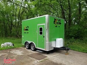 2020 United Trailers 8.5' x 12' Coffee and Mini Donuts Bakery Trailer.
