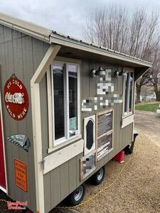 Beautiful Street Food Concession Trailer / Very Clean Mobile Kitchen.