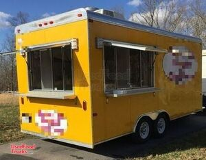 Turnkey 2017 Best Built 8.5' x 18' Food / Donut / Snowball Concession Trailer.