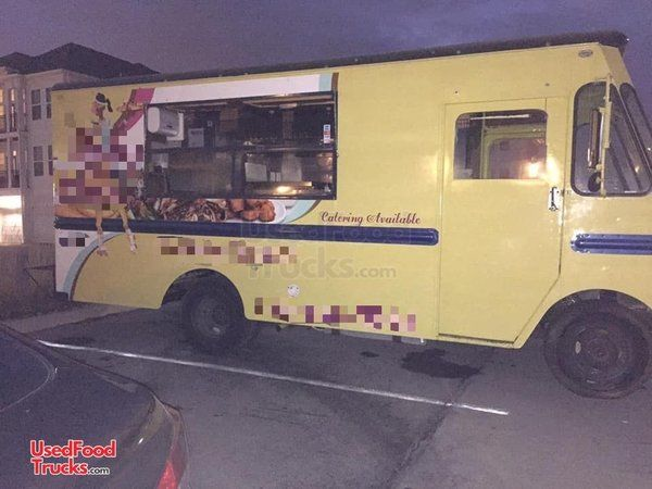 Grumman Food Truck / Ready to Roll Kitchen on Wheels.