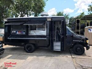 Diesel Ford Mobile Kitchen / Ready for Street Action Food Truck.