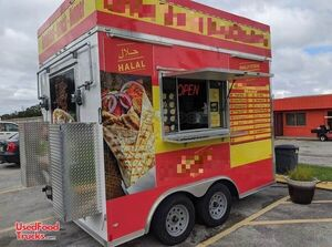 Ready to Cook 2019 Commercial Mobile Kitchen / Food Concession Trailer.
