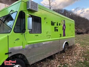Used Step Van Pizza Concession Truck / Mobile Pizzeria.
