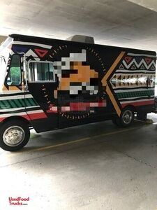 Used Chevy 23' Step Van All-Purpose Food Truck Condition.