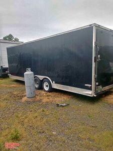 24' Freedom Enclosed Vending Concession Cargo Trailer.