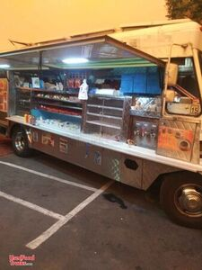 Chevrolet Step Van Food Truck / Mobile Kitchen with Pro Fire Suppression.