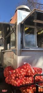 2008 Street Food Concession Trailer / Ready to Use Mobile Kitchen.