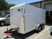 NEW 2021 7' x 14' Mobile Food Unit / Food Concession Trailer.