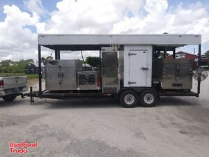 Licensed Full Competition Turnkey BBQ Business, 4 Trailers w/ 2016 Ram Truck.