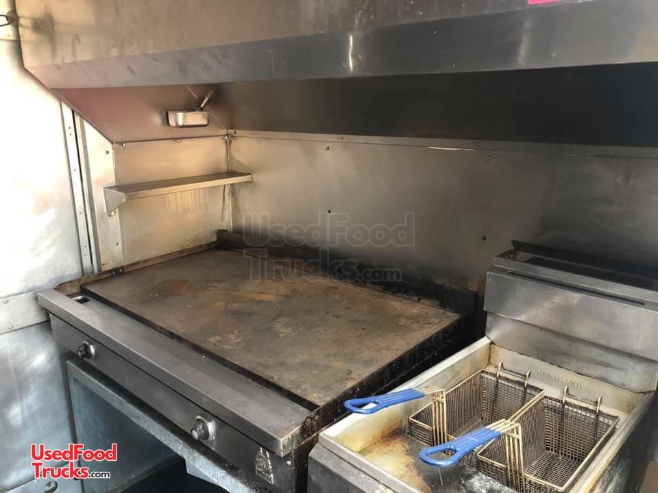 Ready To Operate Turnkey Chevy Stepvan All Purpose Food Truck