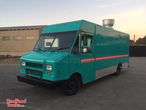 Custom 15' or 18' Food Trucks Mobile Kitchens- Loaded, 2 Sizes.