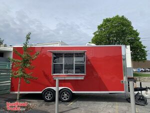 2020 - 20' Never Used Pizza Concession Trailer / NEW Mobile Pizzeria.