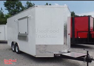 NEW 2021 8.5' x 20' Portable Kitchen Unit / Food Concession Trailer.