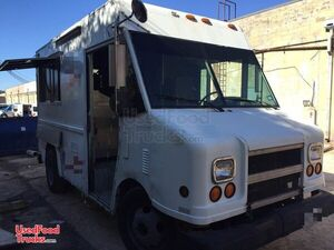 GMC P3500 Diesel Food Truck / Used Mobile Kitchen.