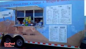 2012 Approved Mobile Kitchen / Ready to Use Food Concession Trailer.