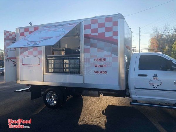 2018 Dodge Ram 4500 Reg. Cab Food Truck w/ Commercial-Grade Kitchen Equipment.
