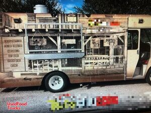 Freightliner M35 Diesel Kitchen Food Truck with Pro Fire Suppression System.