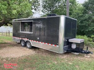 2019 Cargo Craft 8.5' x 20' Food Concession Trailer / Clean Mobile Kitchen.