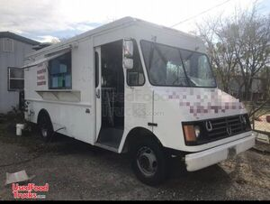 Ready to Cook Ford Step Van All-Purpose Food Truck / Mobile Food Unit.