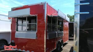 BRAND NEW 2021  8.5' x 20' Mobile Kitchen Food Concession Trailer.