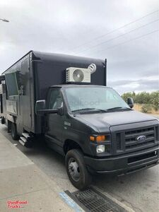 2016 Ford F-350 Super Duty Food Truck with Brand New Professional Kitchen.