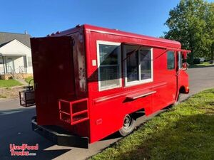 Used Very Clean Chevrolet Mobile Kitchen Food Truck.