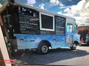 2002 24' Workhorse P40 Permitted Mobile Kitchen / Approved Food Truck.