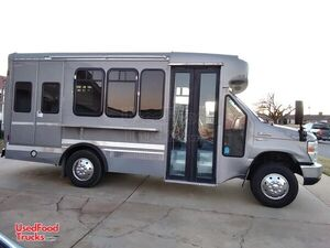 2013 Ford E350 Kitchen on Wheels / Ready for Operation Food Truck.