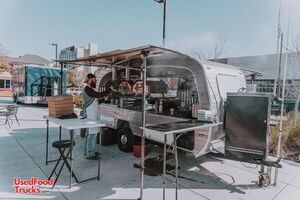 Turnkey Permitted 2019 - 6.5' x 15' Wood-Fired Pizza Concession Trailer.