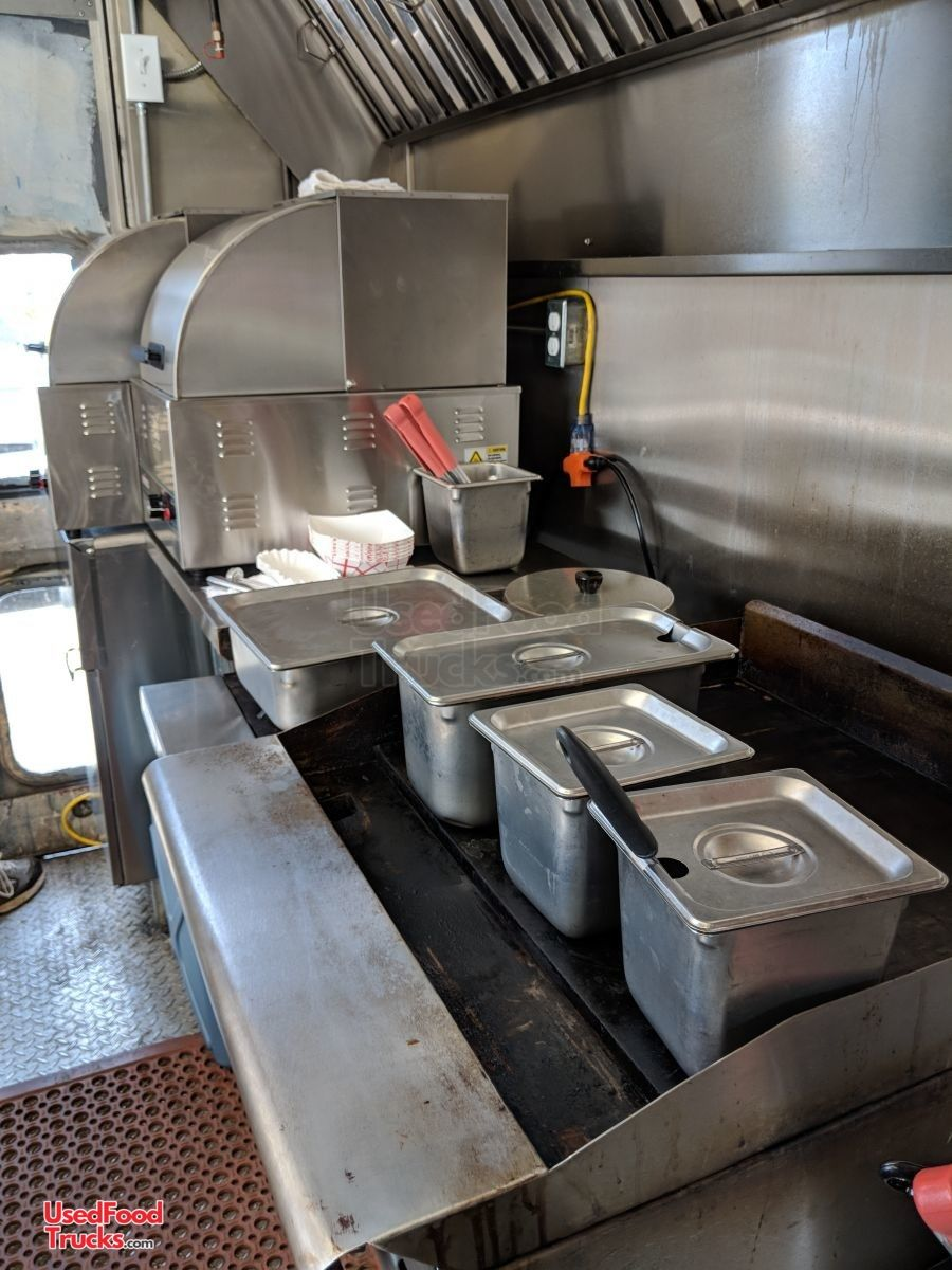 Chevy StepVan Loaded Clean Food Truck Mobile Kitchen, 2017 ...