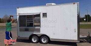 2011 Continental Cargo Street Food Concession Trailer Ready for Your Personal Touch.