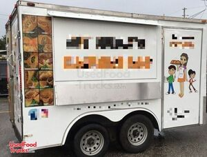 2013 -  Food Concession Trailer / Ready to Cook Mobile Kitchen.