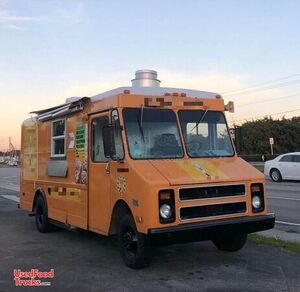 Licensed Chevrolet Newly Renovated Food Truck / Permitted Mobile Kitchen.