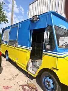 Ready to Go 2003 Freightliner MT55 Step Van Kitchen Food Truck.