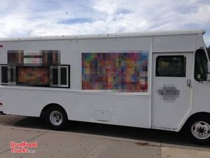 Very Spacious P30 Step Van Kitchen Food Truck / Used Kitchen on Wheels.