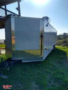 2018 Freedom 8.5' x 26' Food Trailer with Unused 2020 Kitchen Build-Out.